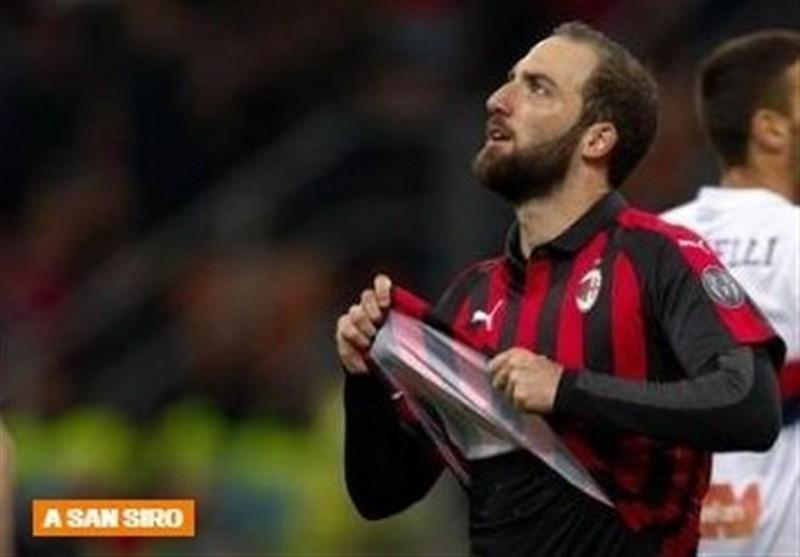 فوتبال دنیا، میلان با گل دیرهنگام فاتح بازی معوقه شد