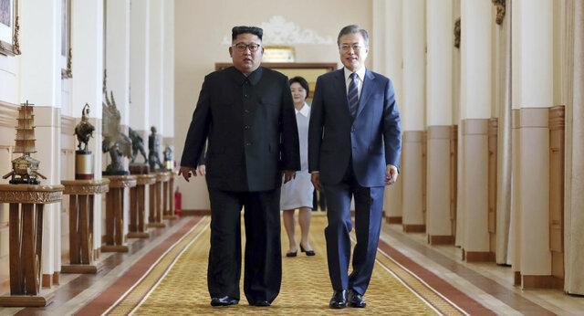 نشست امروز شورای امنیت ملی کره جنوبی درباره شروع همکاری های اقتصادی با همسایه شمالی