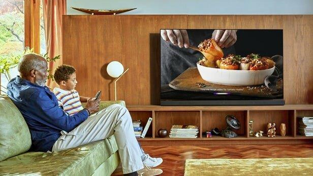 تلویزیون های سال جدید محیط را درک می نمایند!