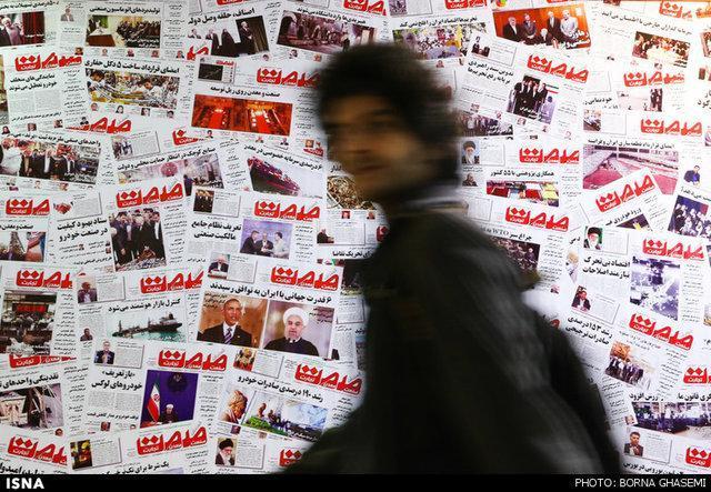 تمایل مردم به افزایش آزادی رسانه&shy ها