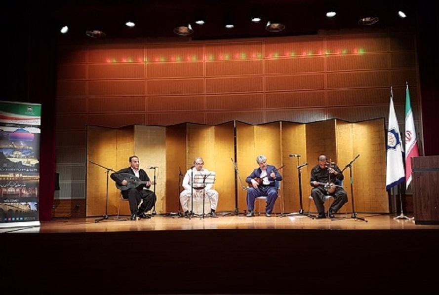 نوای موسیقی سنتی ایرانی در ژاپن طنین انداز شد