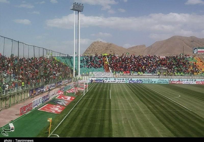 اصفهان، اختصاص بیش از 10 درصد ظرفیت فولادشهر به طرفداران پرسپولیس