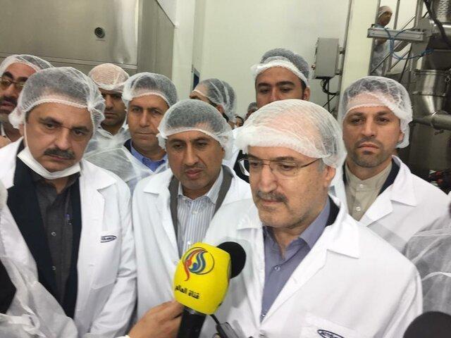 پیشرفته ترین واحد فراوری قرص و کپسول ایران به بهره برداری رسید