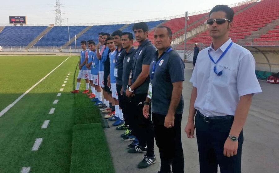 فوتبال نوجوانان قهرمانی آسیای مرکزی، کافا؛ برد پرگل ایران در آخرین بازی