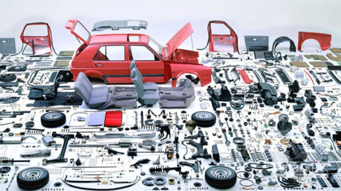 صرفه جویی هزار و 200 یورویی در خودکفایی داخلی سازی قطعات خودرو