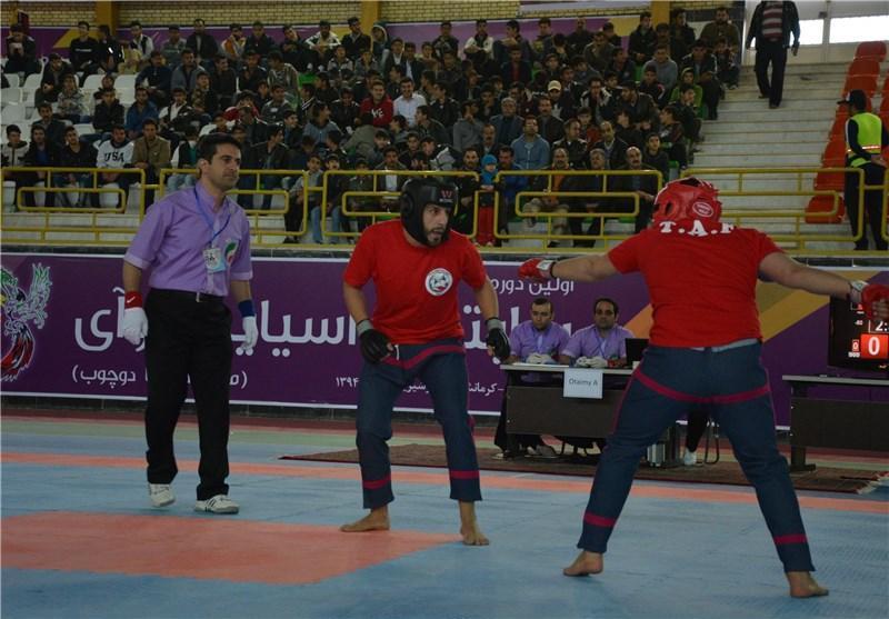 ایران رشته ورزشی توآی را المپیکی کند
