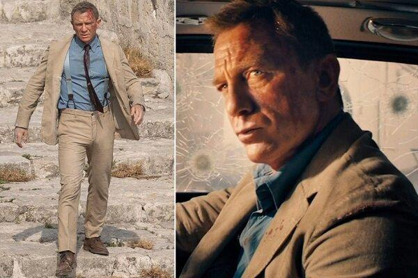 جیمز باند هم از کرونا مصون نماند