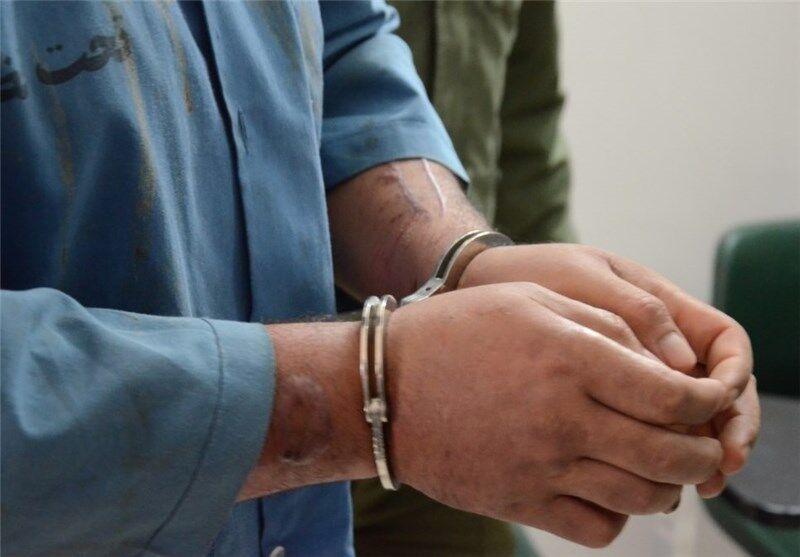 خبرنگاران دزد حرفه ای خودرو در بوشهر دستگیر شد