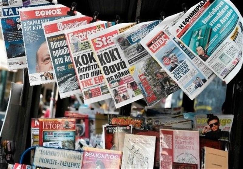 نشریات ترکیه در یک نگاه، افزایش آمار بیکاری در ترکیه، گستاخی شبکه تلویزیونی روسیه 24 در مورد هیات دیپلماتیک ترکیه