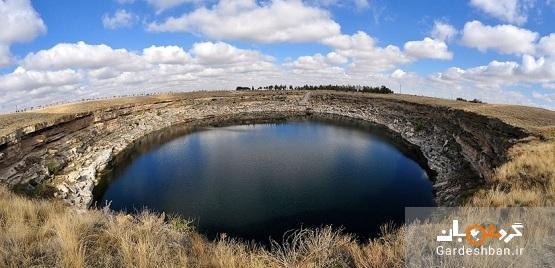 دریاچه گودال ها (ابروک) از دیدنی های قونیه