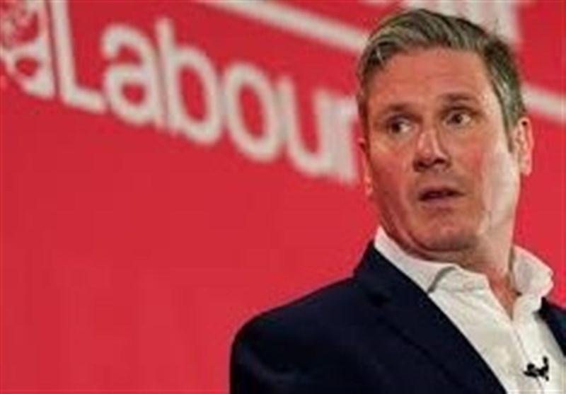 استارمر رهبر جدید حزب کارگر انگلیس