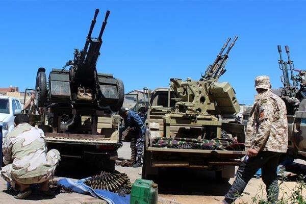 دولت وفاق ملی لیبی از کنترل مجدد بر 8 شهر اطلاع داد