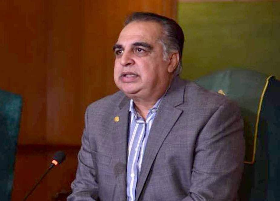 ابتلای حکمران ایالت سِند پاکستان به کرونا