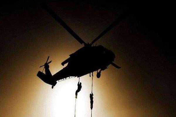 افشاگری درباره بالگردهایی که داعشی ها را هلی برن می کنند