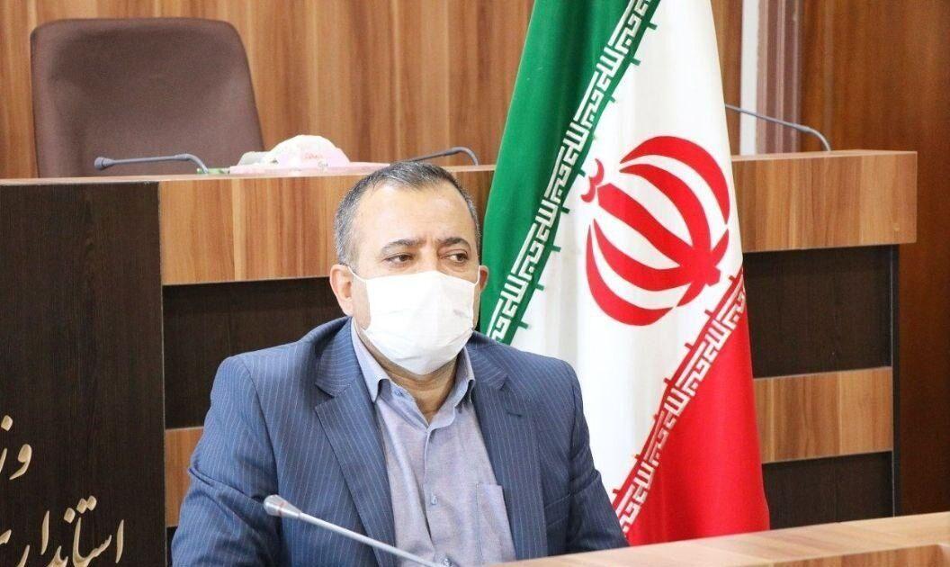 خبرنگاران سرپرست فرمانداری بوکان: رعایت پروتکل های بهداشتی در آیین های ماه محرم لازم است