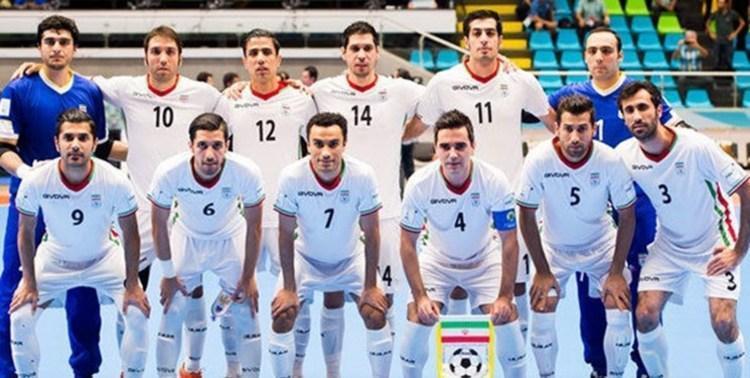 (عکس) فوتسال ایران چندم دنیا است؟