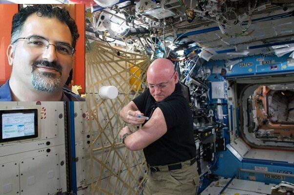 کشف دانشمند ایرانی ناسا برای نجات جان فضانوردان