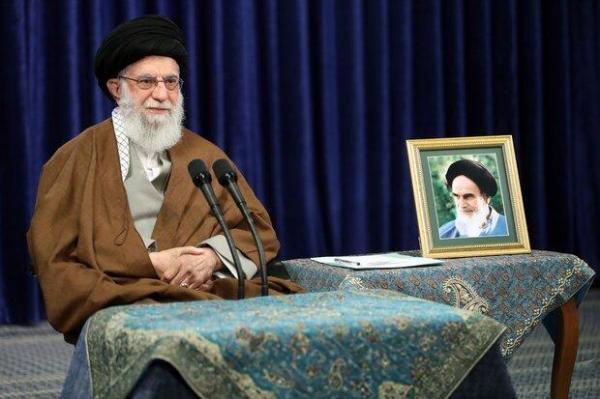 ترجمه آیه نصب شده امروز بر کتیبه حسینیه امام خمینی (ره)