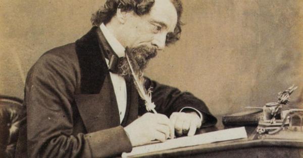 چارلز دیکنز ؛ نویسنده دردمندان