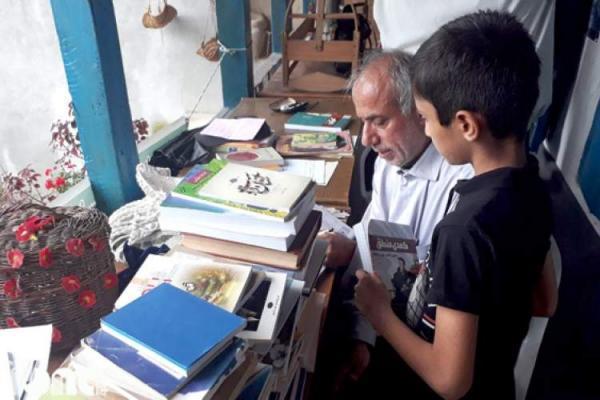بالا جاده چطور بالانشین روستاهای دوستدار کتاب در کشور شد؟