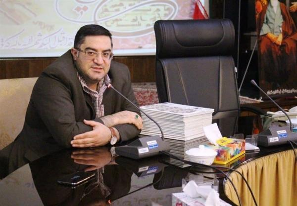 تجلیل سرپرست روابط عمومی فرمانداری تهران از عوامل مجموعه نمایشی وجدان درد