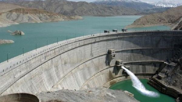 کاهش 50 درصدی حجم ذخیره آب سد های اردبیل