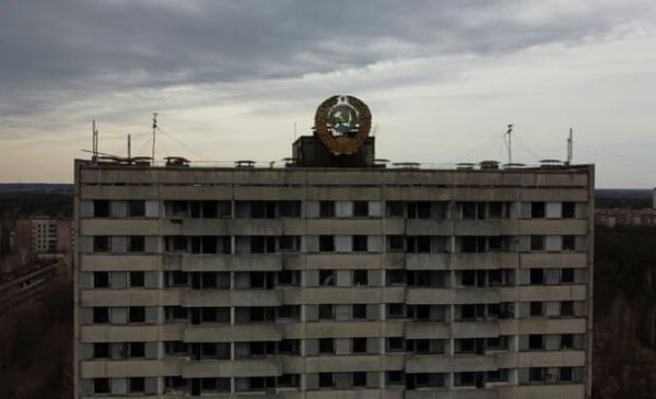 تصاویری از چرنوبیل که جهانی می گردد