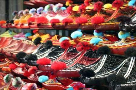 پاپوشی که ریشه در تاریخ و فرهنگ ایرانیان دارد