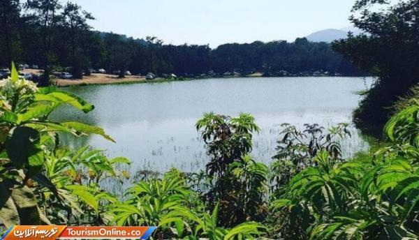 دریاچه عروس ایران را می شناسید؟
